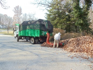 Harford County Leaf Removal, Baltimore County Leaf Removal Service